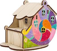 Сборная игрушка Woody Жемчужный домик / 00648 -