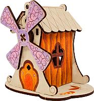 Сборная игрушка Woody Мельница / 00662 -