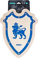 Игровой набор Woody Щит рыцаря английский / 01959 -