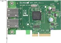Сетевой адаптер Supermicro AOC-SGP-I2 -