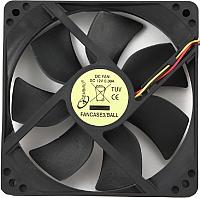 Вентилятор для корпуса Gembird Fancase3/Ball -