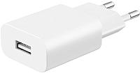 Адаптер питания сетевой Deppa 11301 (белый) -