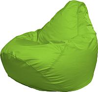 Бескаркасное кресло Flagman Груша Медиум Г1.2-02 (салатовый) -
