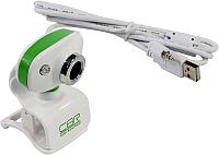 Веб-камера CBR CW-833M (зеленый) -