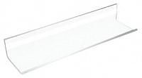Полка для доски 2x3 AS126 (прозрачный) -