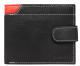 Портмоне Cedar Cavaldi 251L-GDL (черный/красный) -