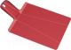 Разделочная доска Joseph Joseph Chop2Pot Plus NSR016SW (красный) -