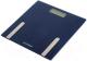 Напольные весы электронные Endever Aurora-550 (синий) -
