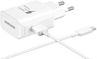 Зарядное устройство сетевое Samsung EP-TA300CWEGRU (белый) -
