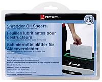 Салфетки масляные Rexel 2101949 (20шт) -