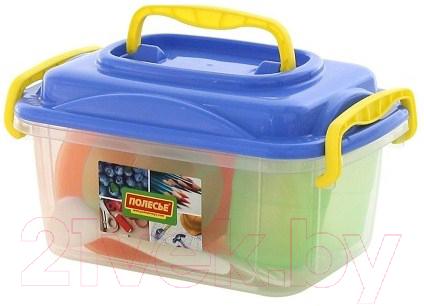 Купить Набор пластиковой посуды Полесье, №5 / 59147 (27пр), Беларусь