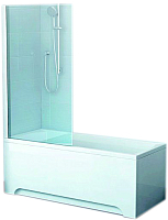 Стеклянная шторка для ванны Ravak PVS1 80 Pivot (79840C00Z1) -