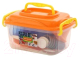 Набор пластиковой посуды Полесье №6 / 59154 (45пр) -