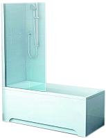 Стеклянная шторка для ванны Ravak Rosa CVSK1 160/170 L (7QLS0100Y1) -