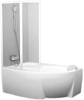 Стеклянная шторка для ванны Ravak Rosa VSK2 170 R (76PB0100Z1) -
