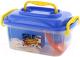 Набор пластиковой посуды Полесье №7 / 59161 (37пр) -