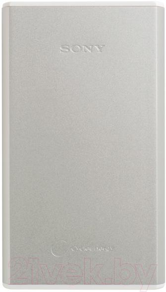 Купить Портативное зарядное устройство Sony, CP-S15 (серебристый), Китай