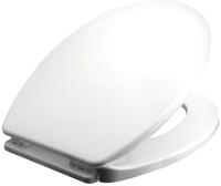 Сиденье для унитаза Bisk Iris 80902 (белый) -