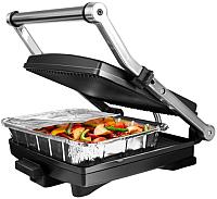 Электрогриль Redmond SteakMaster RGM-M801 (черный/сталь) -