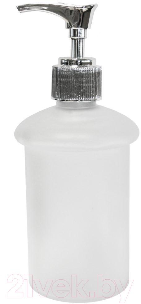 Купить Дозатор жидкого мыла Bisk, 00200, Польша, стекло