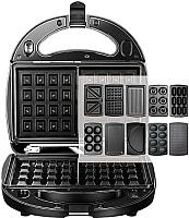 Мультипекарь Redmond RMB-M615/10 (черный/сталь) -