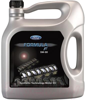 Моторное масло Ford Formula F 5W30 / 15595E (5л)