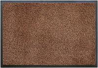 Коврик грязезащитный Kleen-Tex DF-676 (60x85, черный кедр) -