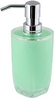 Дозатор жидкого мыла Axentia Грац 128352 (зеленый) -