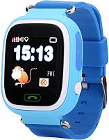 Умные часы детские Wonlex GW100 (голубой) -
