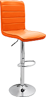 Стул барный Mio Tesoro Нарни BS-016 (оранжевый/хром) -