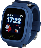 Умные часы детские Wonlex GW100 (темно-синий) -