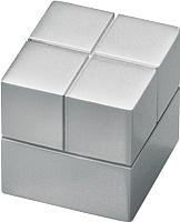Магнит Sigel GL 196 Куб (серебристый) -