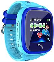 Умные часы детские Wonlex GW400S (голубой) -