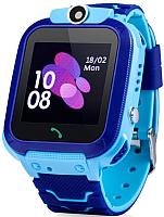 Умные часы детские Wonlex GW600S (голубой) -