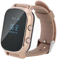 Умные часы детские Wonlex GW700 (золото) -
