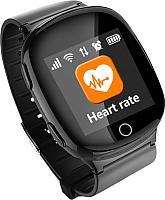 Умные часы Wonlex EW100 (черный) -