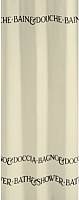 Шторка-занавеска для ванны Sealskin TXT Bath&Shower 232231365 (180x200, пастель) -