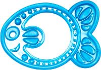 Прорезыватель для зубов Canpol Рыбка / 13/109 (голубой) -