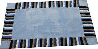 Коврик для ванной Sealskin Stripes 283823622 (60x90, голубой) -