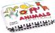 Развивающая игрушка Canpol Цветные животные с пищалкой / 74/009 -