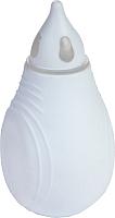 Аспиратор детский Canpol С мягким широким наконечником / 56/119 (белый) -