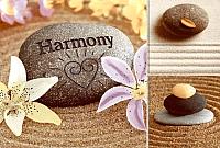 Декоративная плитка Нефрит-Керамика Гармония Harmony / 07-00-5-06-01-11-732 (200x300, бежевый) -
