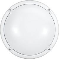 Светильник ЖКХ Онлайт OBL-R1-7-4K-WH-IP65-LED-SNRV -