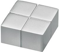 Магнит Sigel GL 195 Куб (серебристый) -