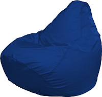 Бескаркасное кресло Flagman Груша Мега Г3.2-15 (синий) -