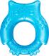 Прорезыватель для зубов Canpol Сова / 74/016 (голубой) -