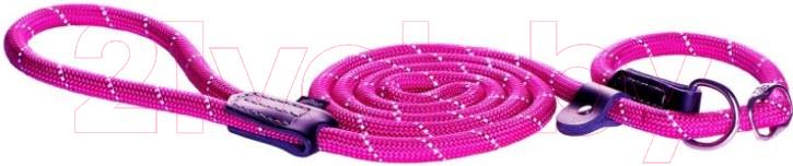 Купить Поводок Rogz, Rope Lijn Jacht 9мм / RHLXR09K (розовый), Юар, нейлон