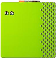 Магнитно-маркерная доска NOBO Quartet 1903896 (35x35, зеленый) -