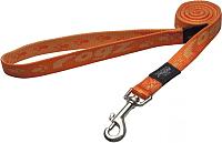 Поводок Rogz Matterhorn Lijn 16мм / RHL23D (оранжевый) -