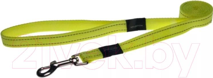 Купить Поводок Rogz, Lumberjack Lijn 25мм / RHL05H (желтый), Юар, нейлон